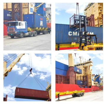 shipping company jamaica