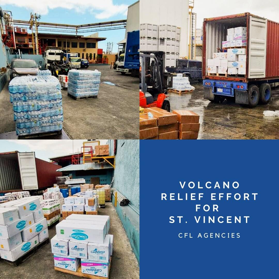 St Vincent shipping company